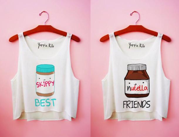 dixfzt-l-610x610-shirt-nutella-skippy+nutella+best+friend+s+shirt-skippy-breakfast