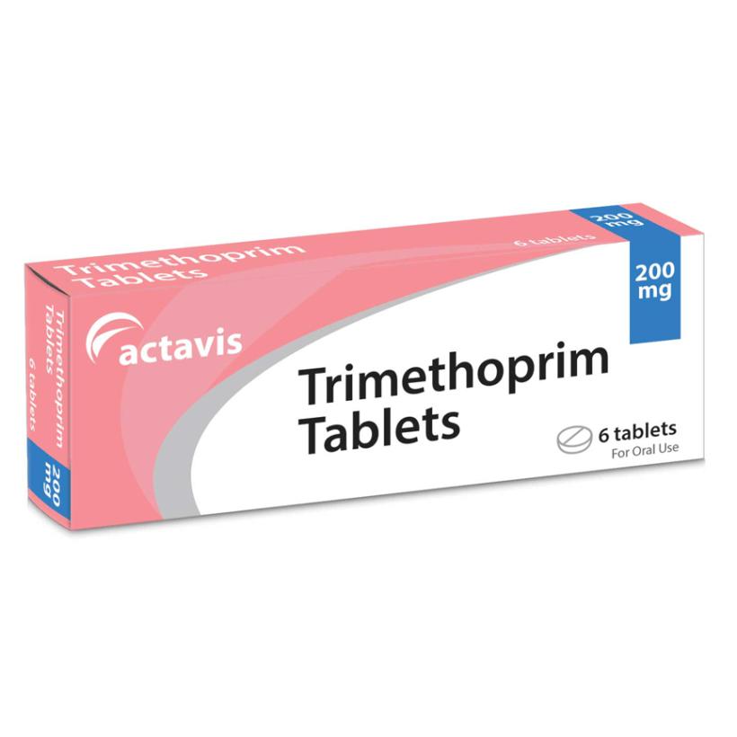 Trimethoprim cystitis dosage