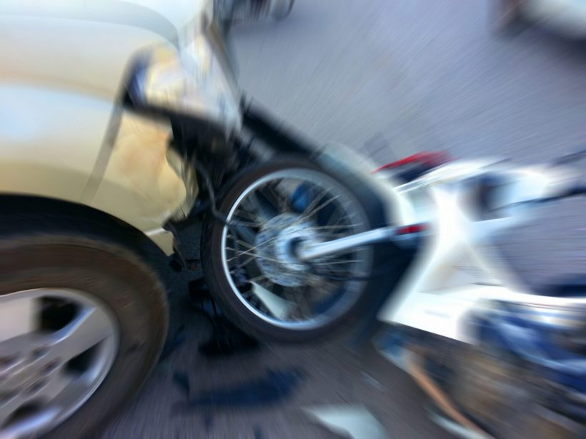 Hit by a Motorcycle? Here's What You Should Do Next!