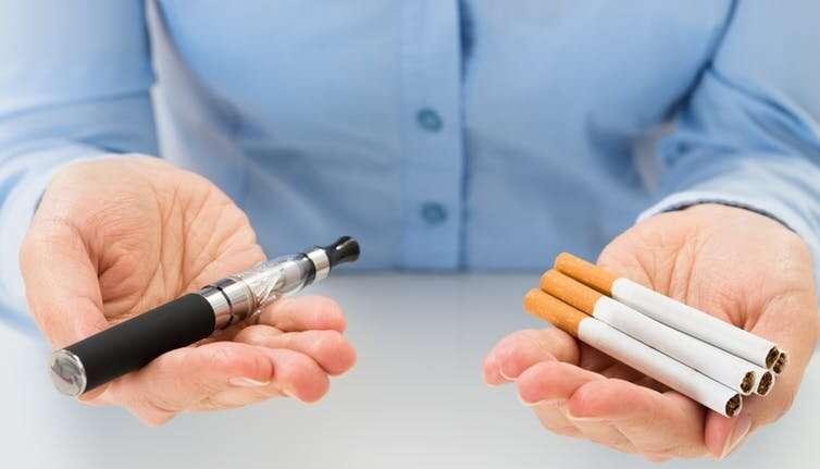 7 Brands Of E-Cigarettes